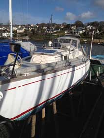 Swan Yacht 37 for sale