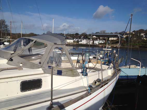 Swan 37 for sale